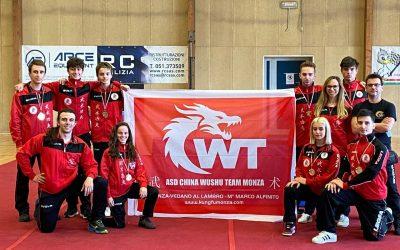 Coppa Italia FIWUK di wushu Kung Fu – Risultati